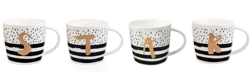 Slant Collections mugs